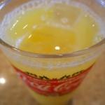 ラ・ベランダ - オレンジジュース