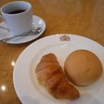 ラ・ベランダ - パンとコーヒー