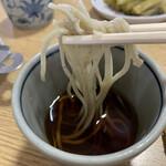 西乃茶や - 【2020.2.27】蕎麦の風味とコシが見事‼️