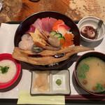 酒・喰~sake・cuisine 麹町 うお・みっつ - 何処から食べようか迷います