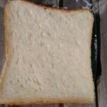 こばとぱん - はちみつ食パン