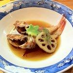 魚河岸料理 うおぎん - キンキ煮付
