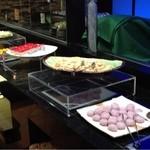 レストラン バーガンディ - 和菓子やケーキなどあります。