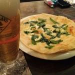 ドラゴンダイナー - ピザ