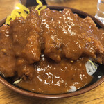 中華そば伴 - ミニカツ丼