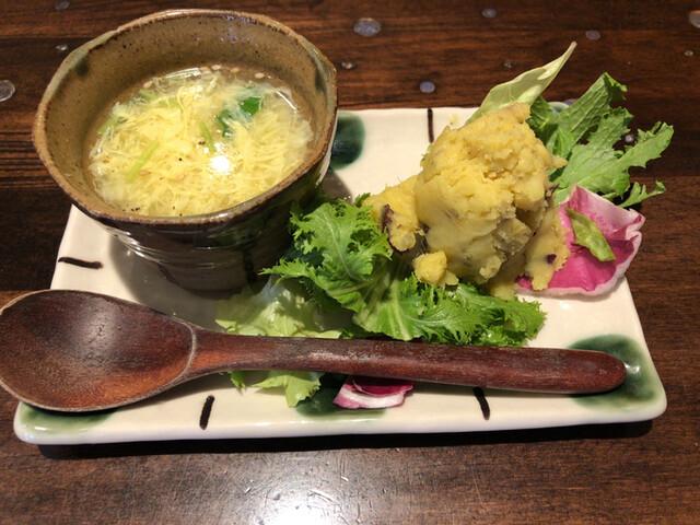 簓の料理の写真