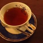 セルフィーユ - ディナーコース 紅茶