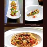 イルバッコ・ビス - 料理写真:ランチ