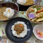 鎌倉野菜カレー かん太くん -