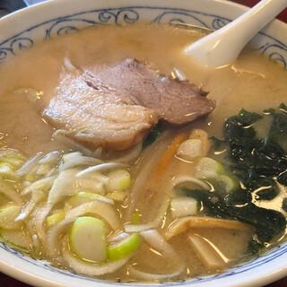 星六 - 料理写真:味噌ラーメン