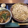 円 - 料理写真:きのこ汁そば