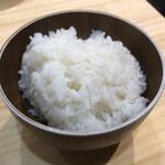 麺や 齋とう - ご飯1杯無料