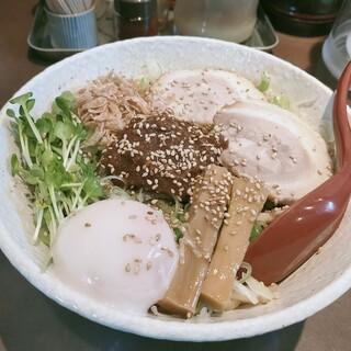 中華そば 響 - 料理写真:限定まぜそば大