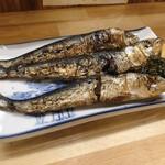 創作dining 江戸橋 - 焼き魚