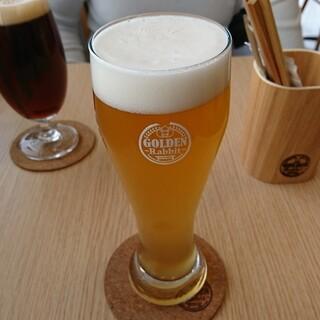ゴールデンラビットビール