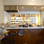 Natural cafe ROUTE99 - 店内