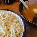 和楽大勝軒 - 料理写真:もり味玉中盛♪