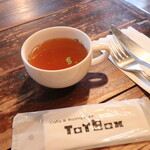 トイボックス - スープ