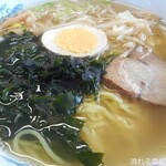 谷地頭温泉 食堂 - 料理写真:塩ラーメン