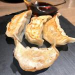 168バル - 自家製焼き餃子
