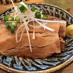沖縄ダイニング 島のれん - 三枚肉の煮付け