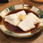 沖縄ダイニング 島のれん - ジーマミー豆腐