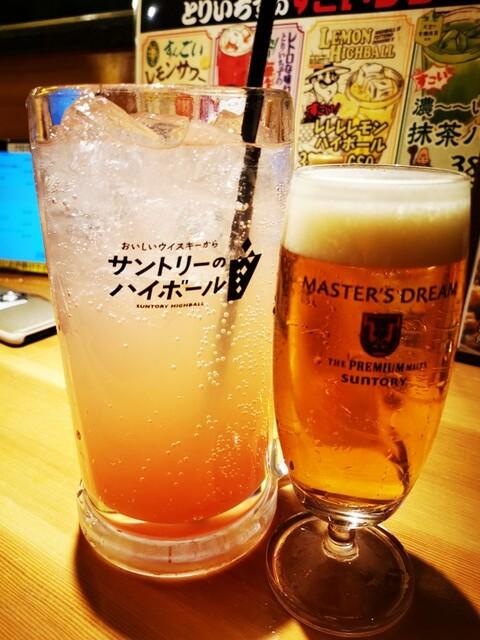 水炊き 焼き鳥 とりいちず酒場 大森東口店の料理の写真
