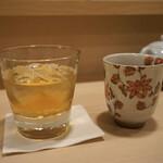 天白 - 梅酒