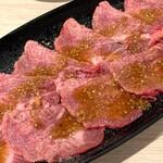 神戸 牛牛 - 塩タン