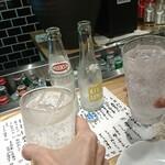 すこぶる名古屋 - レモン炭酸