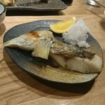 すこぶる名古屋 - 鯵カマ焼き