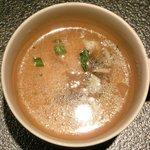 12789665 - 味鉄しゃぶしゃぶ 980円 のスープ