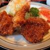 やじろべい - 料理写真:ミックスフライ