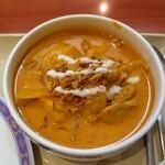 ジャイタイ - 料理写真:「とり肉入りマッサマンカレー」