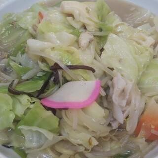 お栗茶屋 - 料理写真:チャンポン