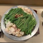 Aburishimizu - 塩もつ鍋