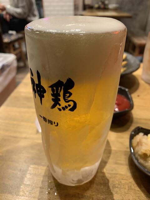 神鶏 歌舞伎町の料理の写真