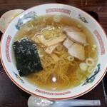 駅前食堂 - ラーメン550円