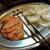 塩ホルモン 炭や - 上ホルモン450円(税別)
