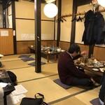 蔵倉 - 内観