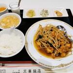京華飯店 - 料理写真: