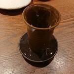 北前居酒屋 佐勘  - ドリンク写真:日本酒のグラス 1合は無いね(笑)