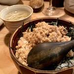 Toriyoshi - そぼろ丼