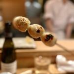 Toriyoshi - 白玉