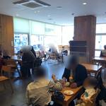 Cafe MUJI - 店内①