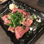 炭火串焼 鶏次 - トロレバ