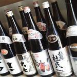 mogra - モグラ移転しました。豊島区要町2-13-10日本酒10種以上