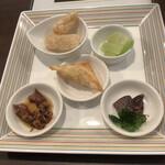 中国旬菜 茶馬燕 -