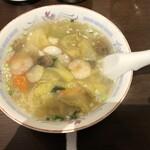 美食生 - 料理写真:海鮮麺