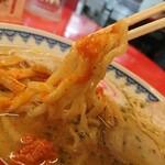 赤湯ラーメン 龍上海 - うまーい